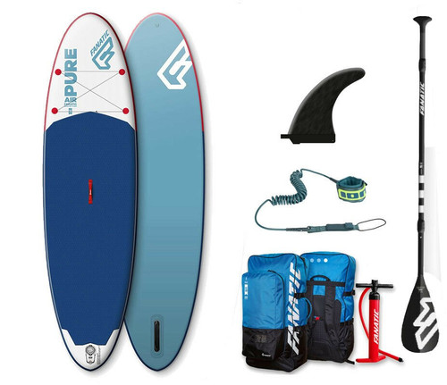 Fanatic Pure Air 10'4 2018 inflatable paddleboard