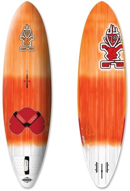 Starboard Kode Wave Windsurf Board 2016 Carbon