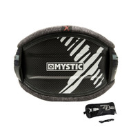 Mystic 2018 MajesticX Kite Waist Harness Black Back