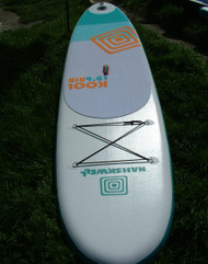 Ex Demo Nahskwell Kool Air 10'6 Inflatable SUP Package