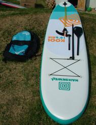 Ex Demo Nah Skwell Kool Air 10'6 Foot SUP Package