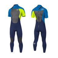 Neil Pryde Rise 3 x 2 mm Back Zip Summer Wetsuit