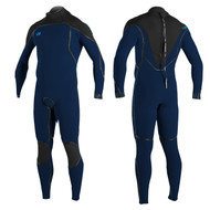 O'neill Psycho One Zen Zip 5-4mm Mens Wetsuit