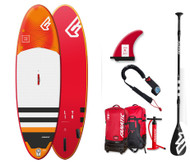 Fanatic 2019 Fly Air Inflatable SUP Paddleboard Package