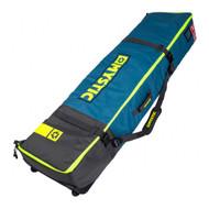 Mystic Matrix Pro Kiteboard Bag with Wheels Pewter