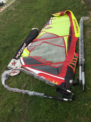 Naish Ripper 3.2mtr rig package
