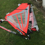 Naish Scout 2.5mtr rig Package