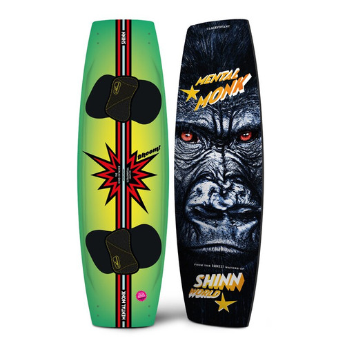 Shinn Monk Mental Kiteboard 2019