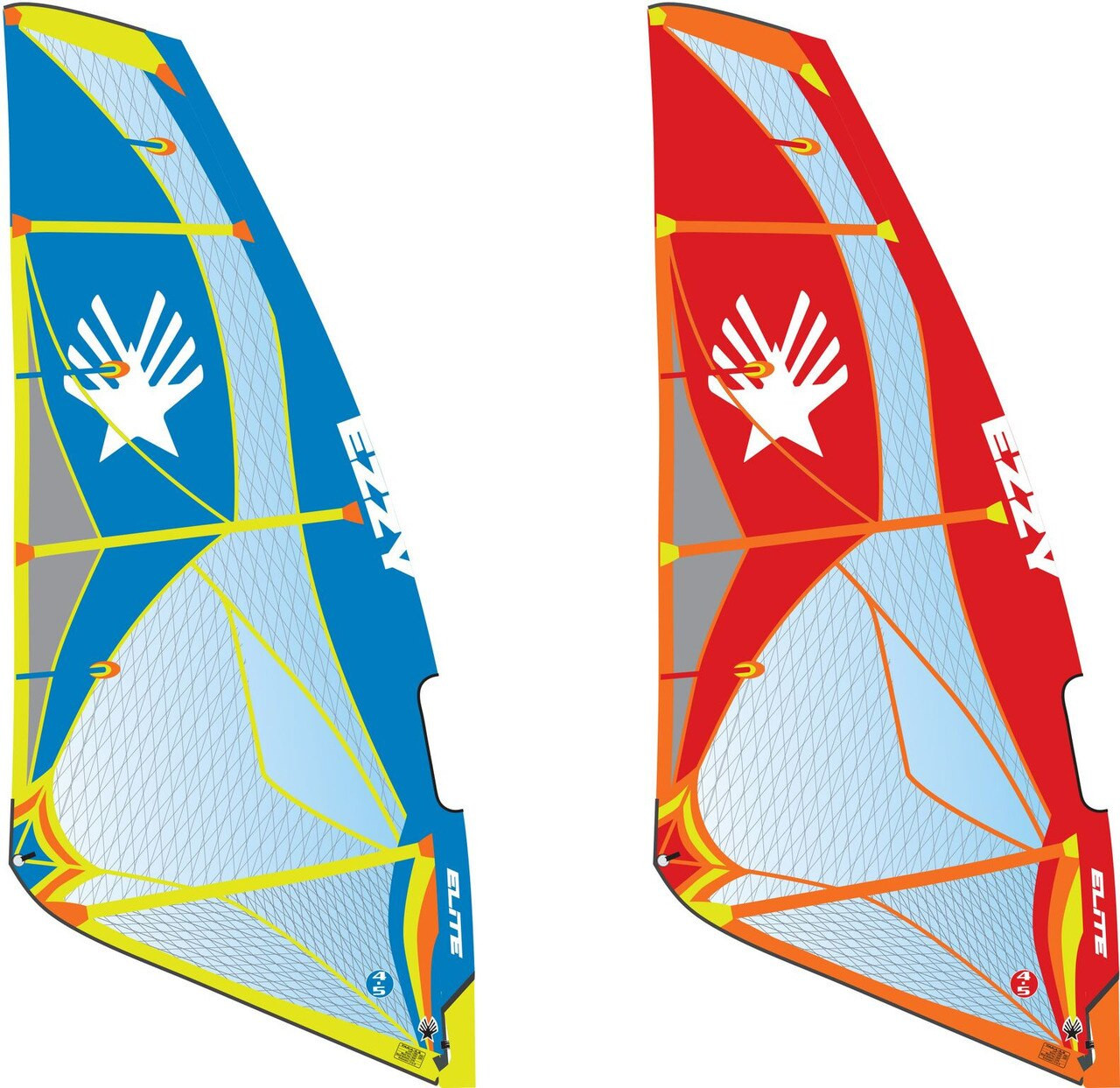 Ezzy 2019 Elite Windsurfing Sail
