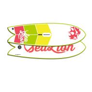 Sealion 2019 Wings 8'6 Wind SUP Foil