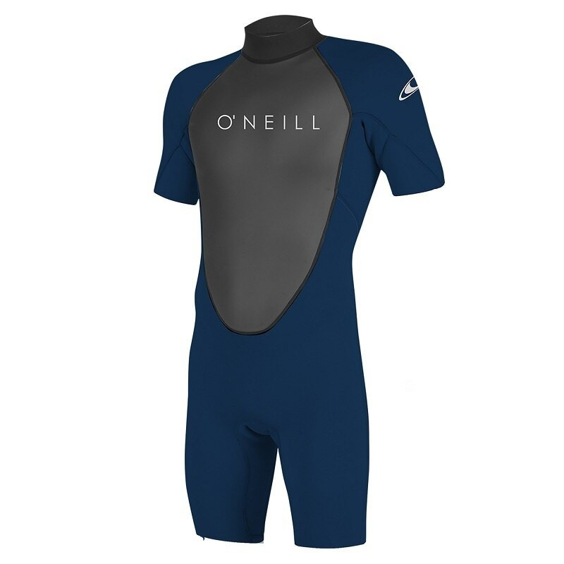 771ed57e3b03 O'neill Reactor-2 2mm Back Zip S/S Spring Wetsuit