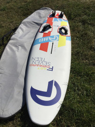 Ex Demo AHD Fast Forward 117 Windsurf Board