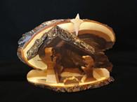 Nativity Horizontal - Medium