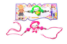 Dancing Kitty Doll Rakhi Rakhi To India,USA America Buy Online Store-Free Shipping,Cheap Rates,Fast Delivery
