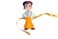 Chotabheem With Light Rakhi