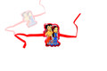 Chhota Bheem Rakhi with Princess