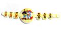 Harry Potter Doraemon Bracelet Rakhi