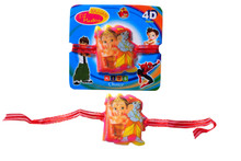 4 D Rakhi Rakhi To India,USA America Buy Online Store-Free Shipping,Cheap Rates,Fast Delivery