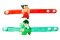 Ben 10 Wrist Band Rakhi With Light
