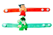 Ben 10 Wrist Band Rakhi With Light Rakhi To India,USA America Buy Online Store-Free Shipping,Cheap Rates,Fast Delivery
