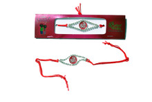 Beautiful Shree Rakhi Rakhi To India,USA America Buy Online Store-Free Shipping,Cheap Rates,Fast Delivery
