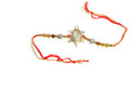 Tortoise Rakhi With Thread