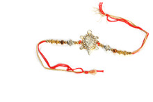 Tortoise Rakhi With Thread Rakhi To India,USA America Buy Online Store-Free Shipping,Cheap Rates,Fast Delivery