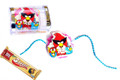 Angry Bird Rakhi With 5 Star Chocolate