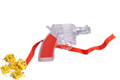 Lighting Gun Rakhi With Sweet