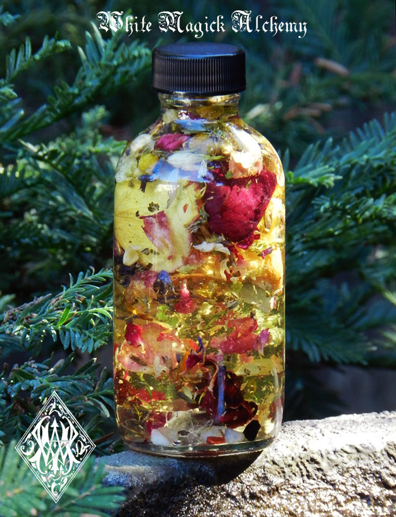 Custom Made Spell Ritual Oils