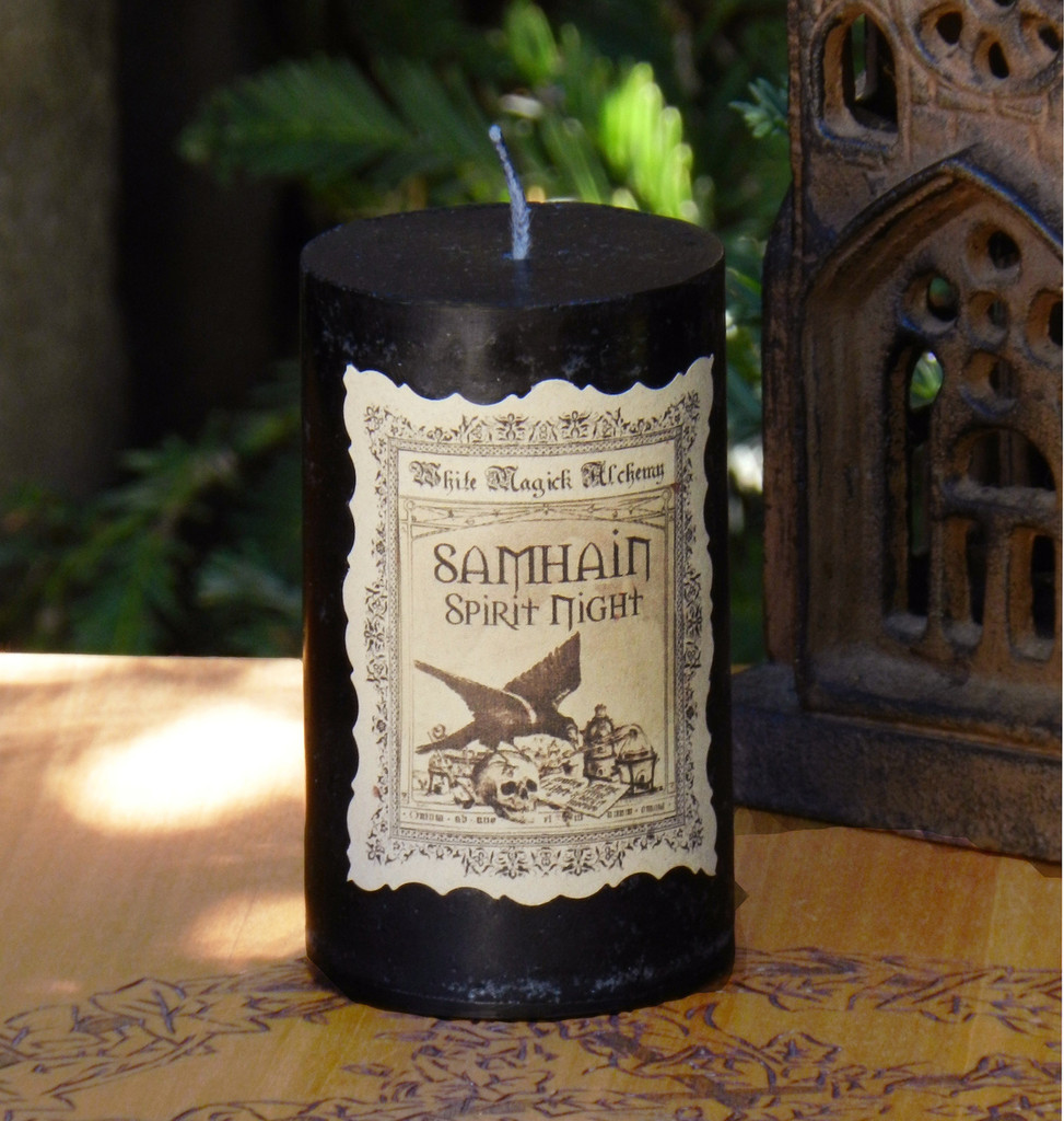 Spirit Night Witches Candles