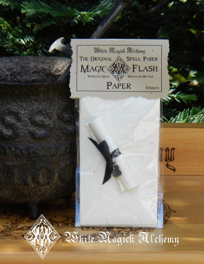 Magic Flash Spell Paperå¨