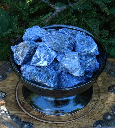 Sodalite Gemstone Natural Raw
