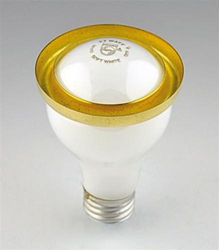 """Brass Oil Essence Lightbulb Ring Burner 2.5"""""""