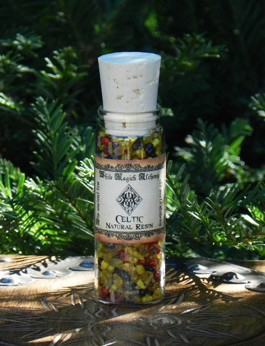 Celtic All Natural Resin Incense Blend