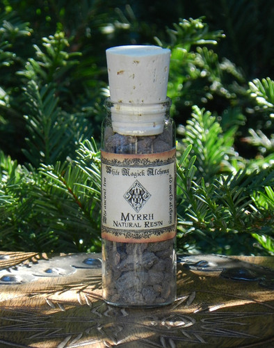 Myrrh All Natural Resin Incense