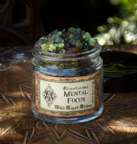 MENTAL FOCUS Resins of the Ancients