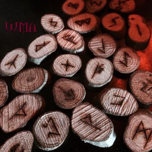 Oak Elder Futhark Viking Rune Set