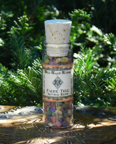 Faerie Tree All Natural Resin Incense