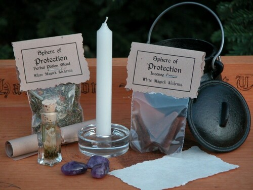 Sphere of Protection Focused Spell Kit