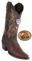 Brown Shark Woman Boots 2349307