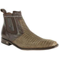 Men's Vestigium Genuine Lizard Chelsea Boots Handcrafted 7BV010735