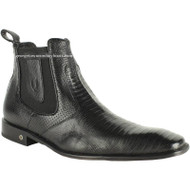 Men's Vestigium Genuine Lizard Chelsea Boots Handcrafted 7BV010705