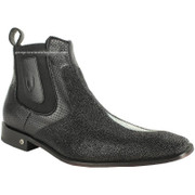 Men's Vestigium Genuine Stingray Chelsea Boots Handcrafted