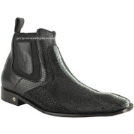Men's Vestigium Genuine Stingray Chelsea Boots Handcrafted 7BV011105