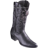 Men's Los Altos Goat Boots Round Toe Handcrafted 659205
