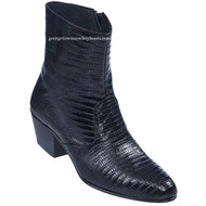 Men's Los Altos Teju Lizard Ankle Boots Handcrafted 630705