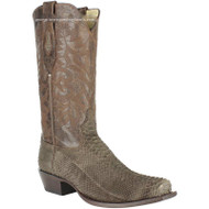 Men's Los Altos Python 7 Toe Boots Genuine Snakeskin Handcrafted 58n5707