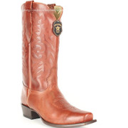 Men's Los Altos 7 Toe Leather Cowboy Boots Handmade 583803