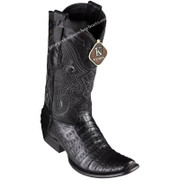 Men's King Exotic Caiman Belly Boots Dubai Toe Handcrafted 4798205